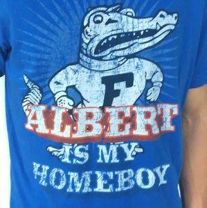 Alligator Gator Crocodile Gators Mascot Custom Embroidered Polo Shirt